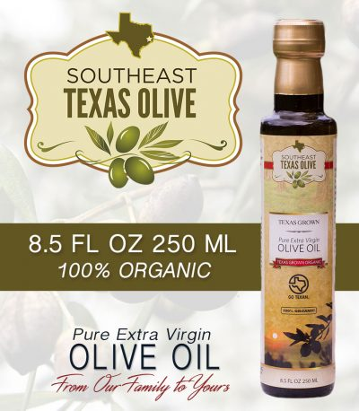 Southeast Texas Extra Virgin Olive Oil